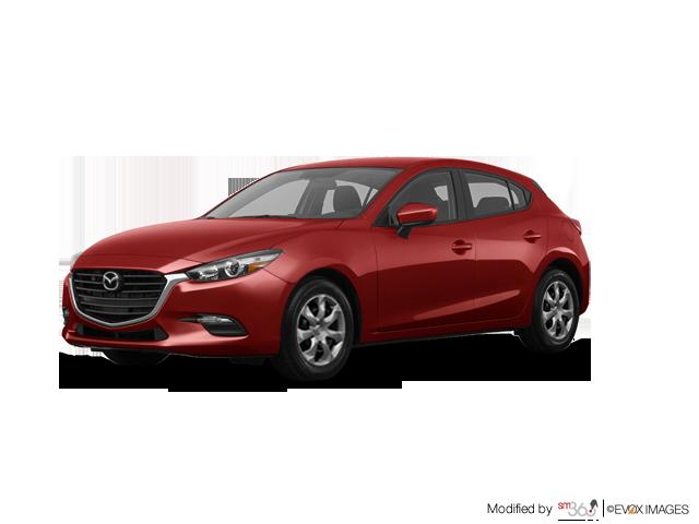 Mazda MAZDA3 SPORT GX GX 2018