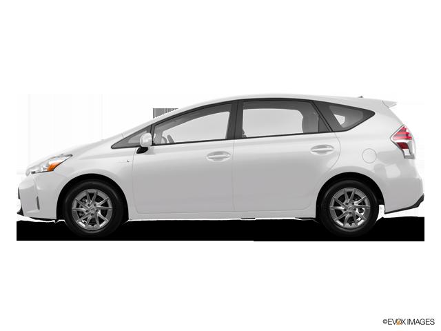 Toyota Prius V BASE Prius V 2018 - Rimouski Toyota in