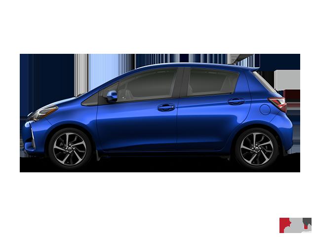 2018 Yaris Hatchback Toyota Canada Upcomingcarshq Com