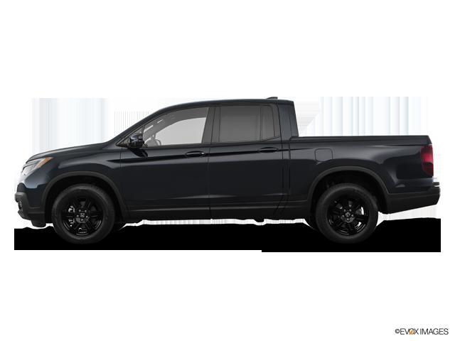 2019 Honda Ridgeline BLACK EDITION - Lallier Honda Hull in ...