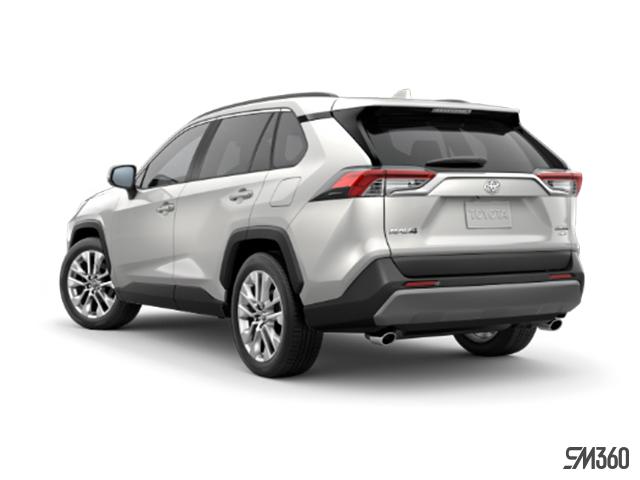 2019 Toyota Rav4 Awd Limited Mendes Toyota In Ottawa