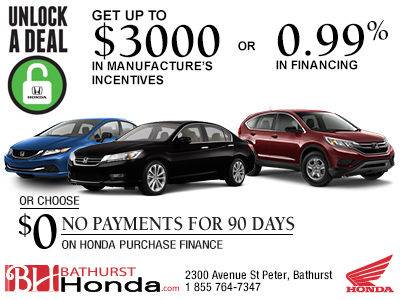 The 2015 Honda Unlock a Deal sales event is now on!