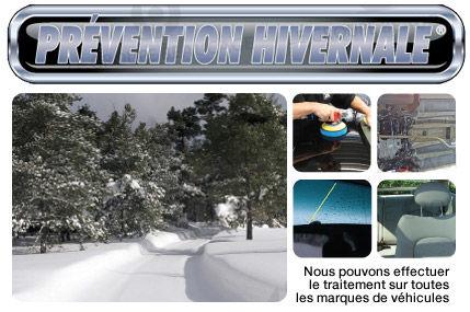 Forfait d'esthétique #7 - Prévention Hivernale