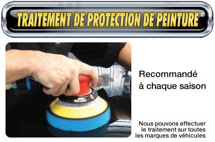 Forfait d'esthétique #14 - Traitement de protection de peinture