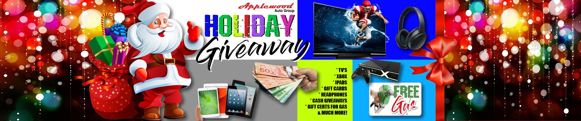 Applewood Holiday Giveaway