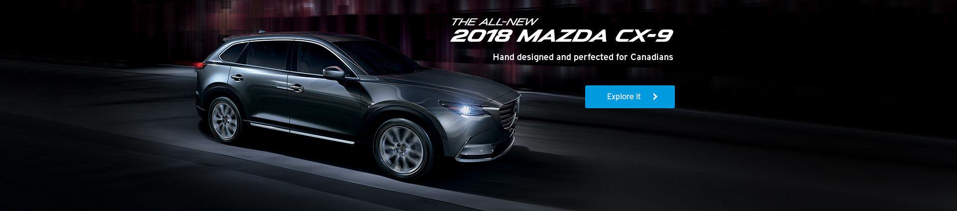 Mazda CX9 - EN