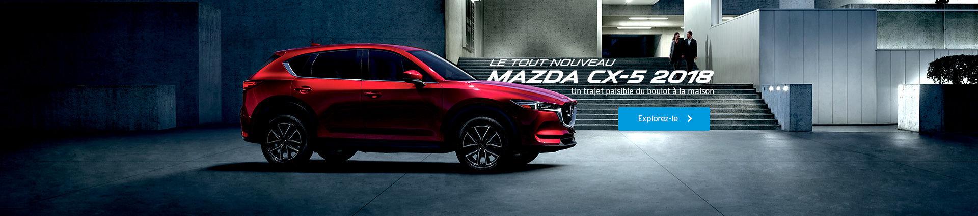 Mazda CX5 - FR