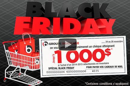 Black Friday chez vos concessions Kia du Groupe Beaucage