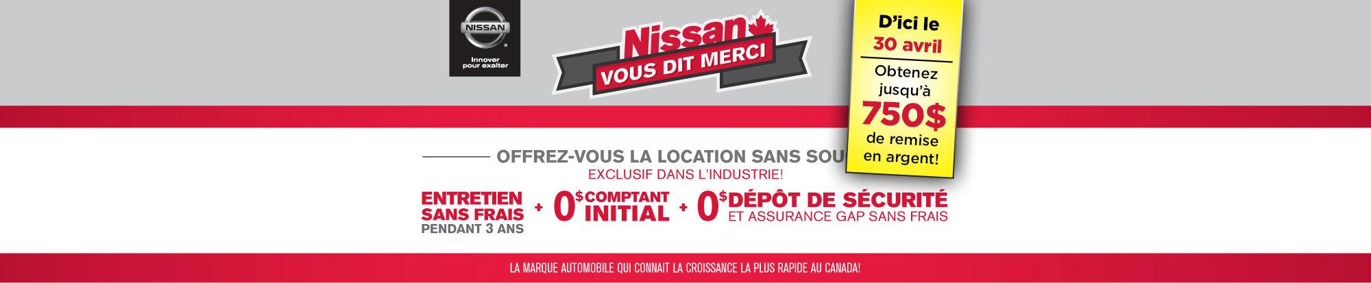 Nissan événement