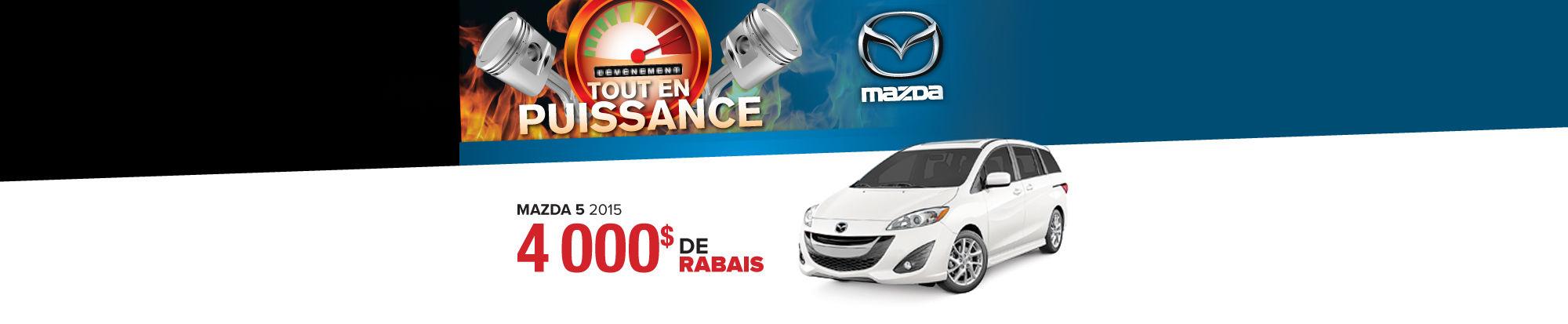 Mazda5 2015