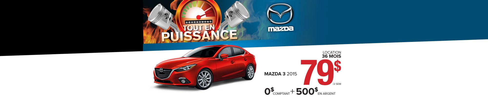 Mazda3 2015