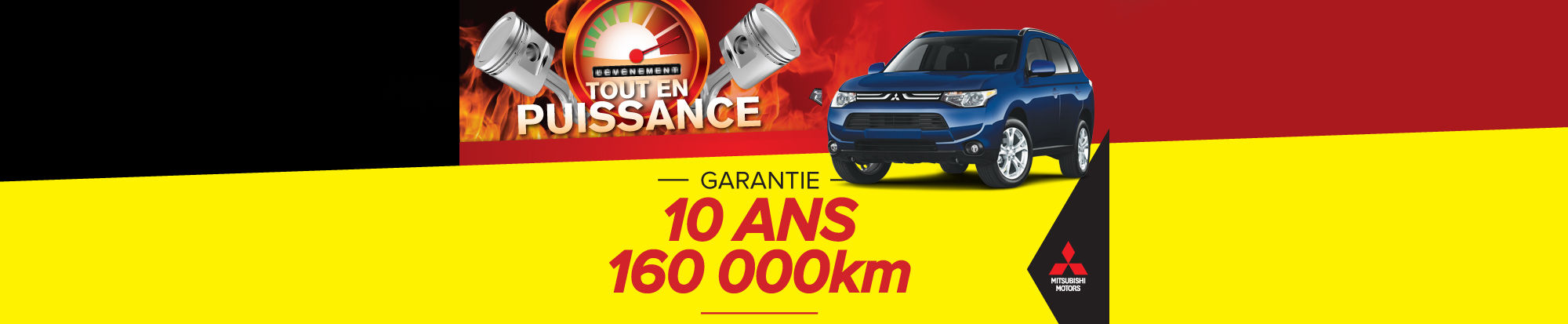Garantie Mitsubishi