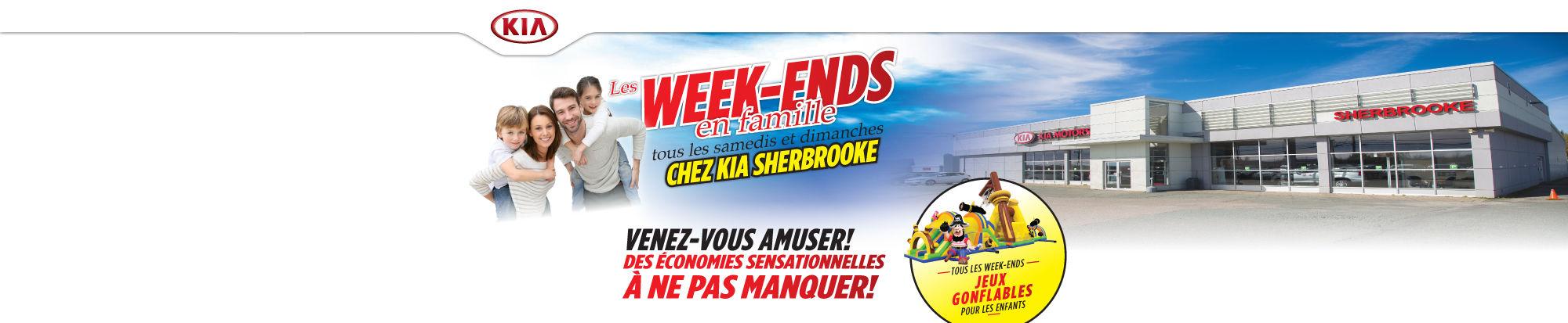 Kia Sherbrooke ouvert 7 jours sur 7