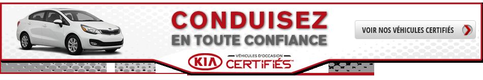 KIA - banniere certifié