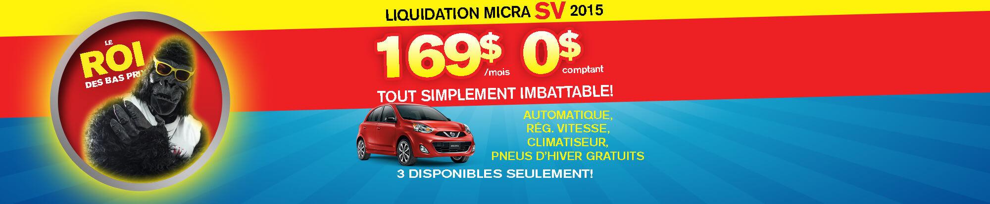 MIcra SV