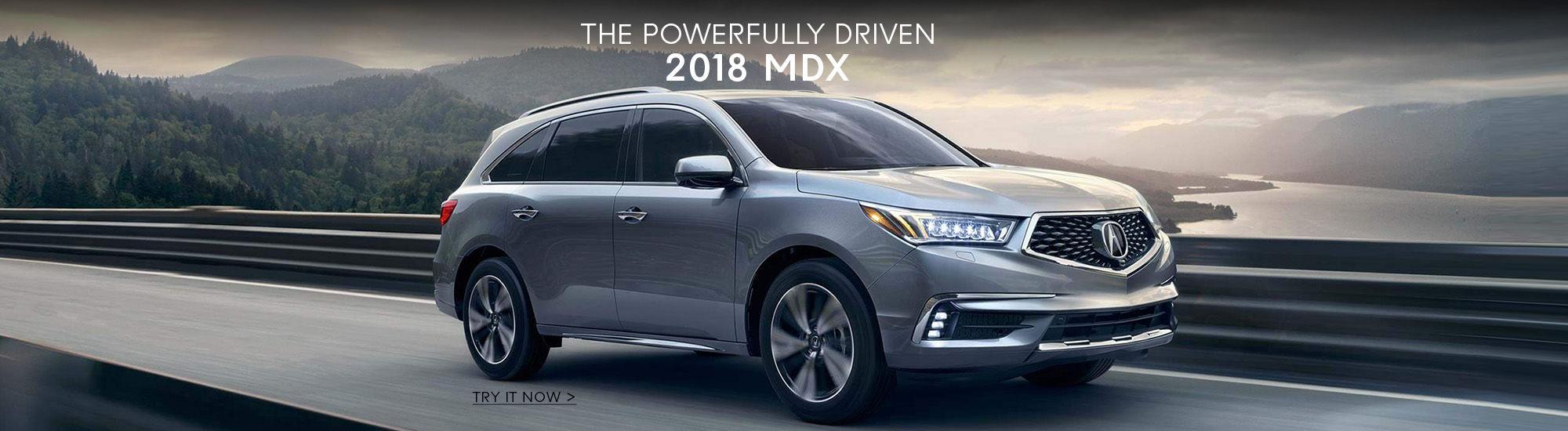 2018 MDX