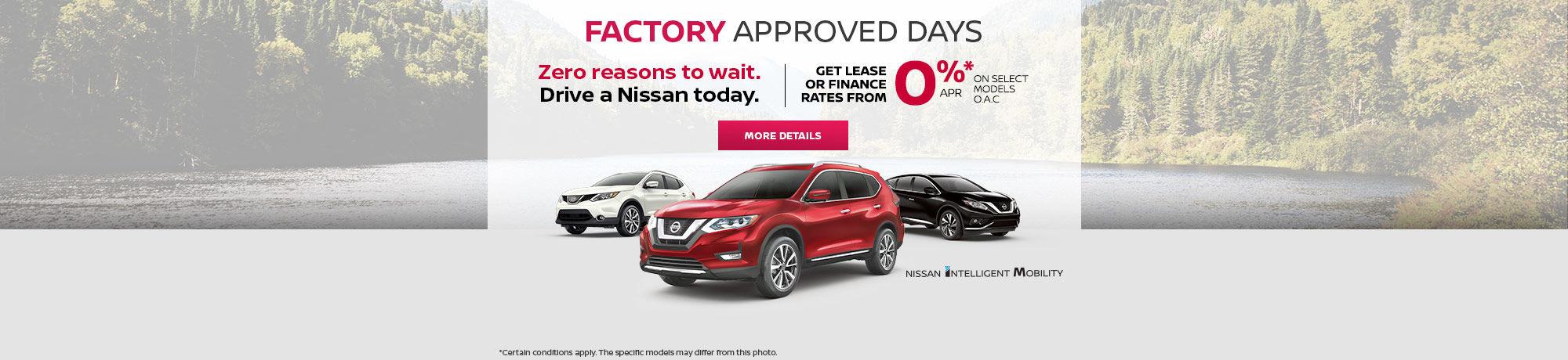 Nissan Event