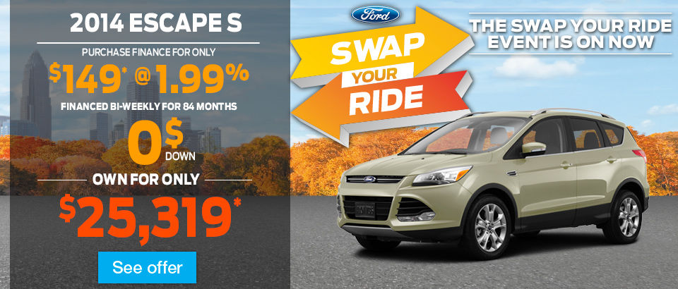2014-10 swap your ride escape