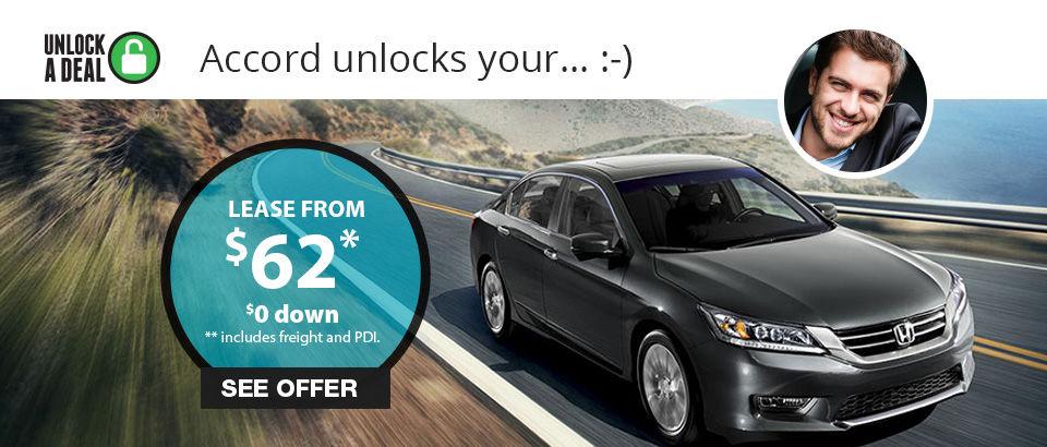 Unlock a deal event! - Accord