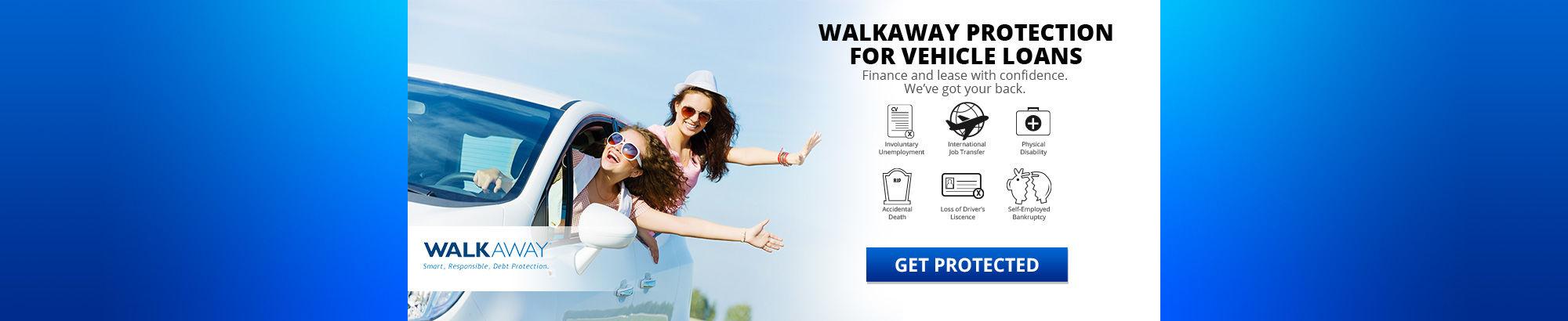 Walkaway Protection