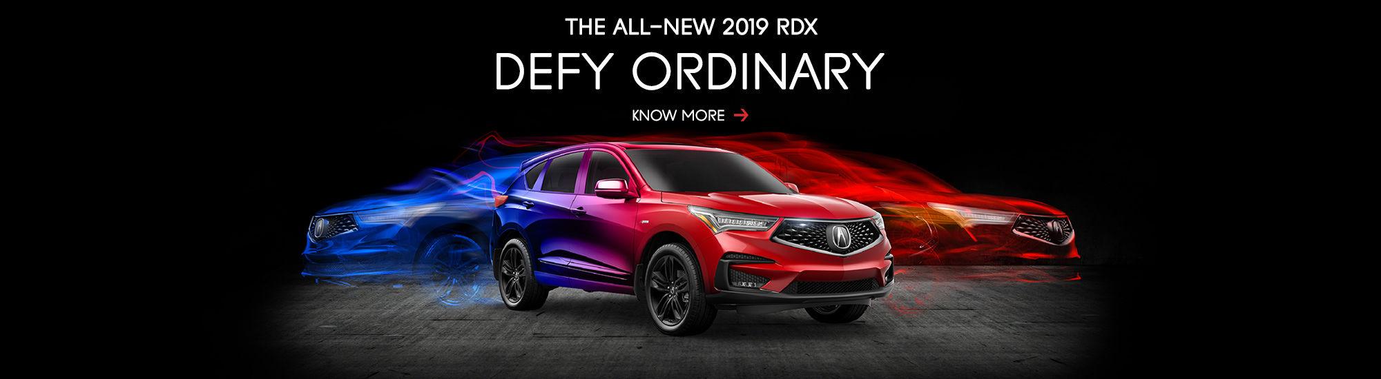 2019 RDX