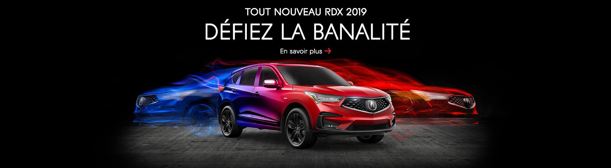 RDX 2019