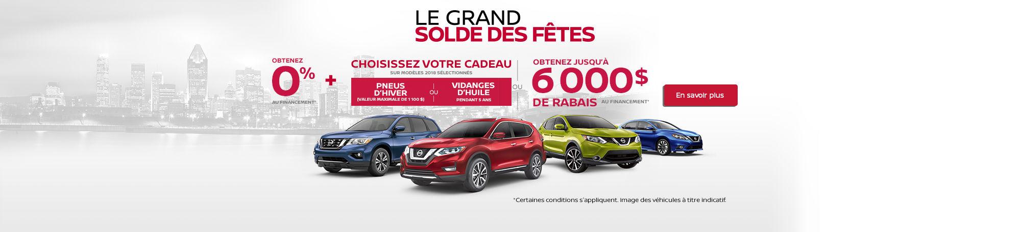 La grande liquidation Nissan!