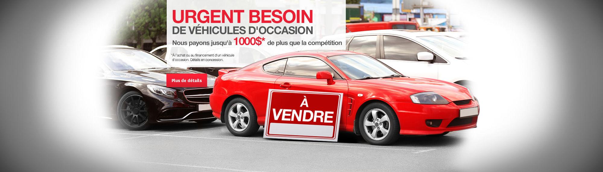 Occasion En Or Le Plus Grand Choix De Vehicules Usages Au Quebec >> Concessionaire Honda A Salaberry De Valleyfield Valleyfield Honda