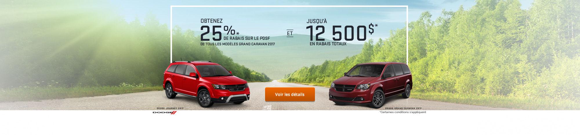 Dodge Offres Spéciales Juin