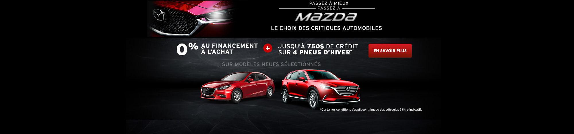 L'événement Mazda!