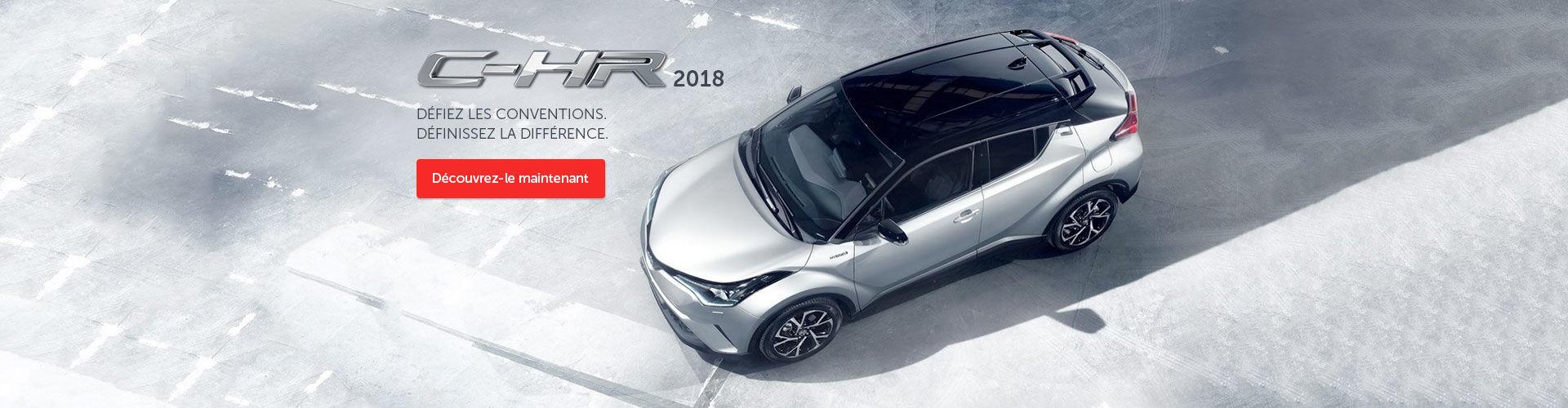 CH-R 2018