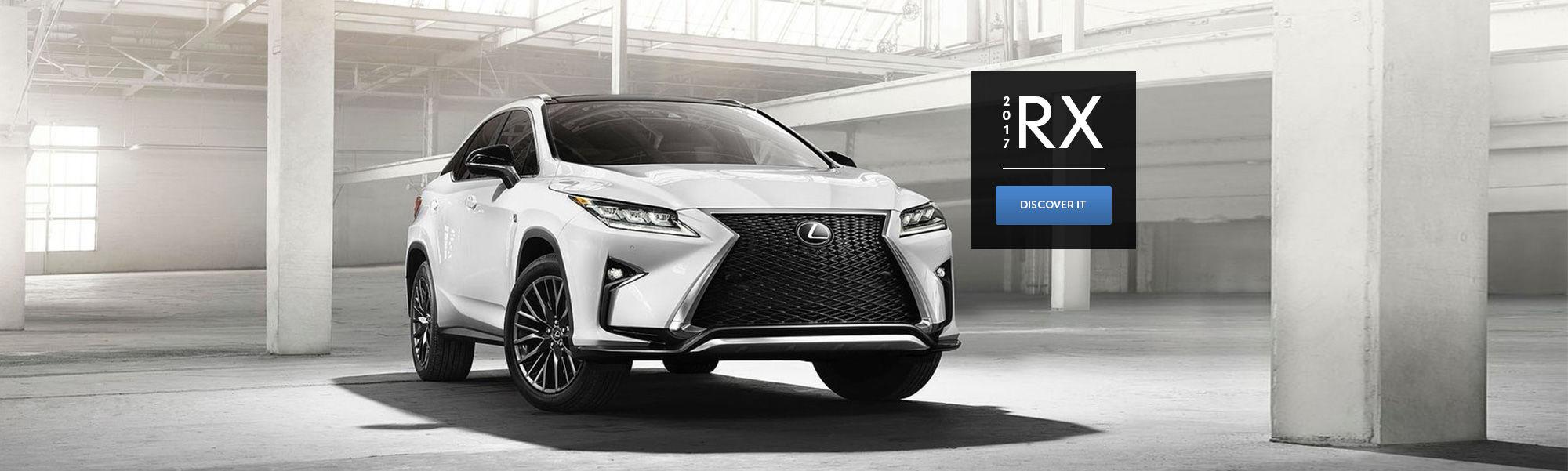 Lexus 2017 RX