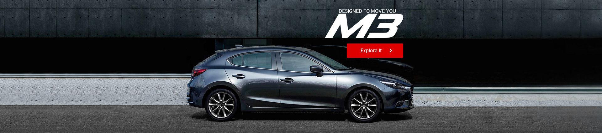 Mazda M3