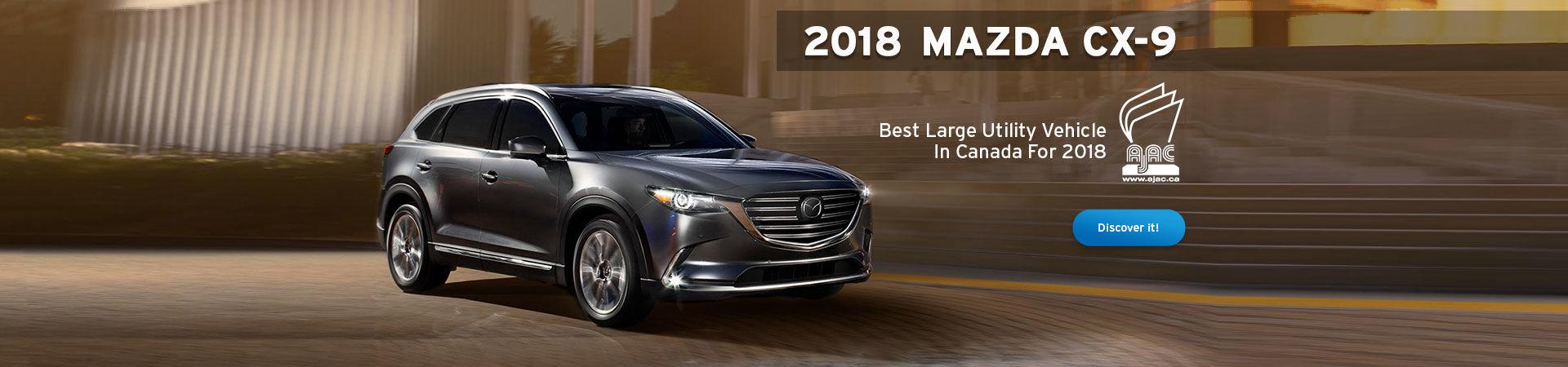 2018 Mazda CX-9 AJAC