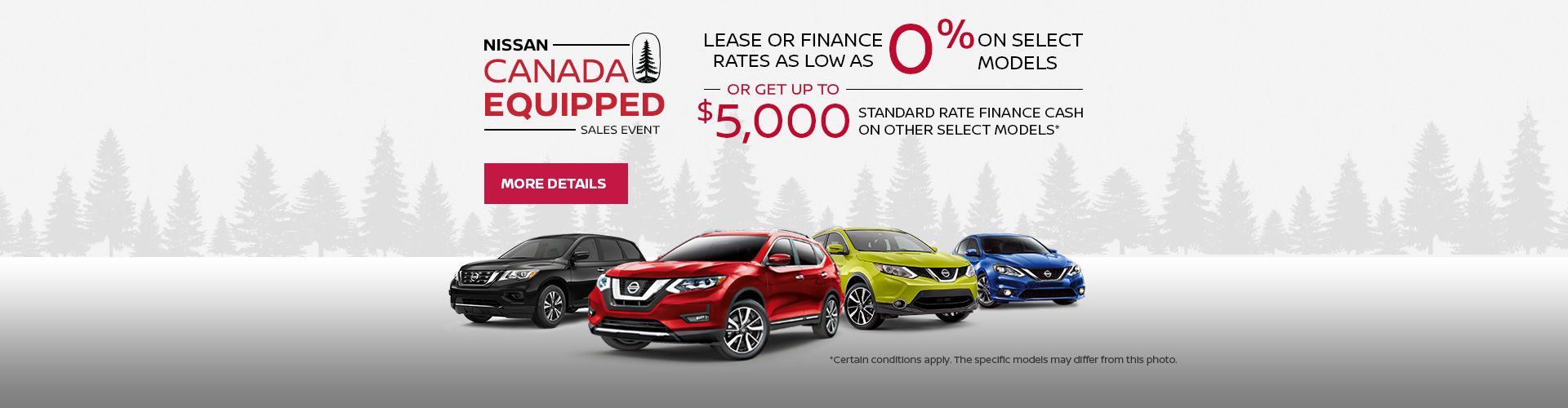 Nissan Canada Equipped Event