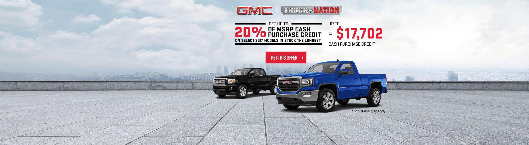 GMC - Truck Nation - July