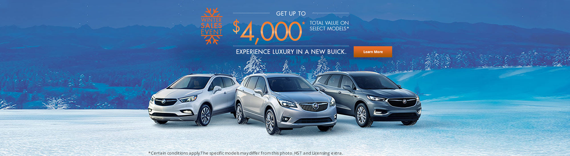BUICK EVENT