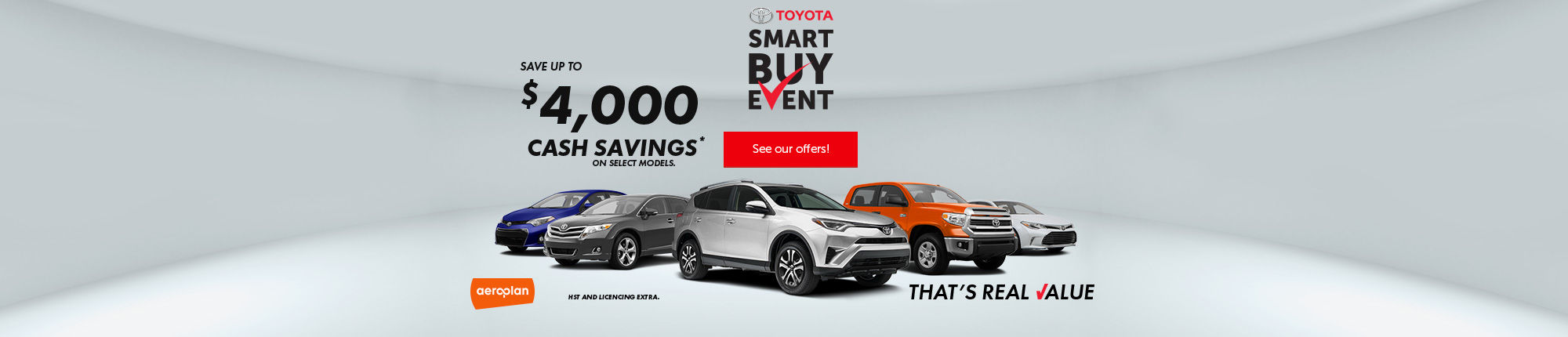 Promotions Laking Toyota February