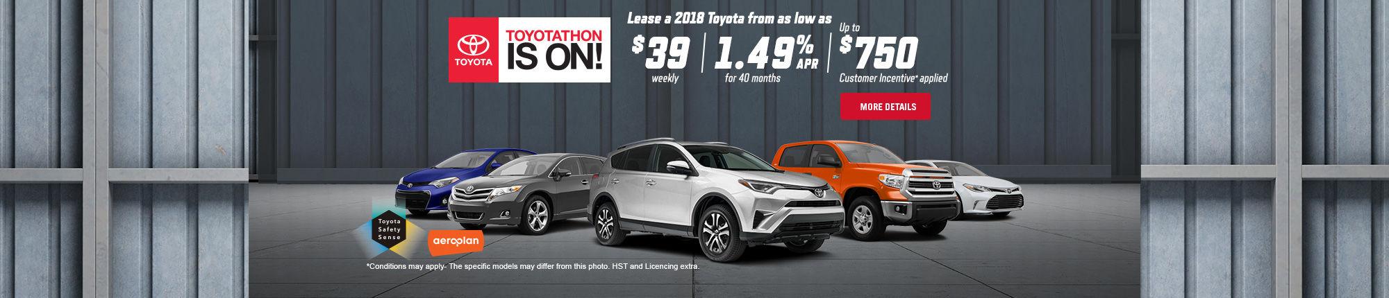 Toyotathon Event