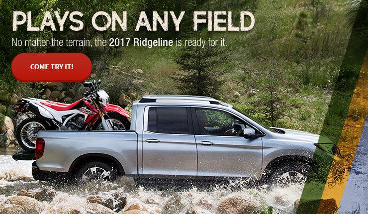 2017 Ridgeline