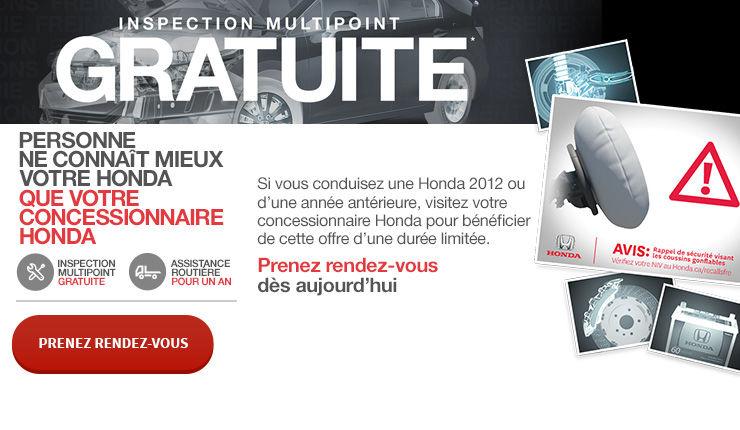 Inspection Assistance Routière