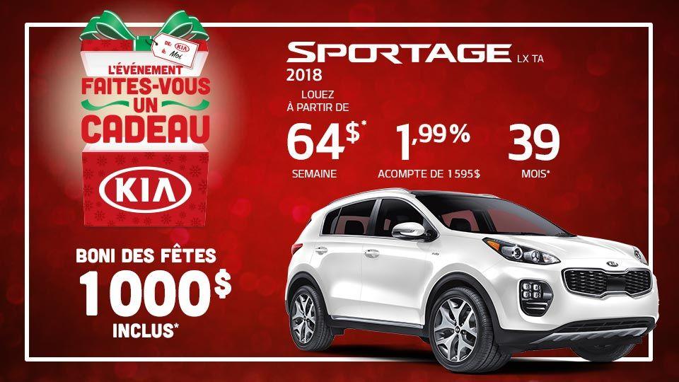 Sportage 2018