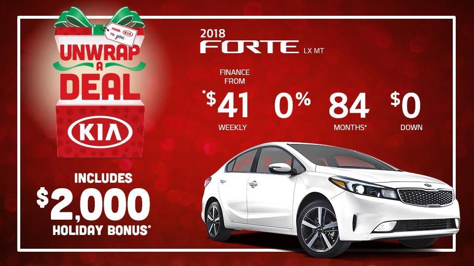 2018 Forte