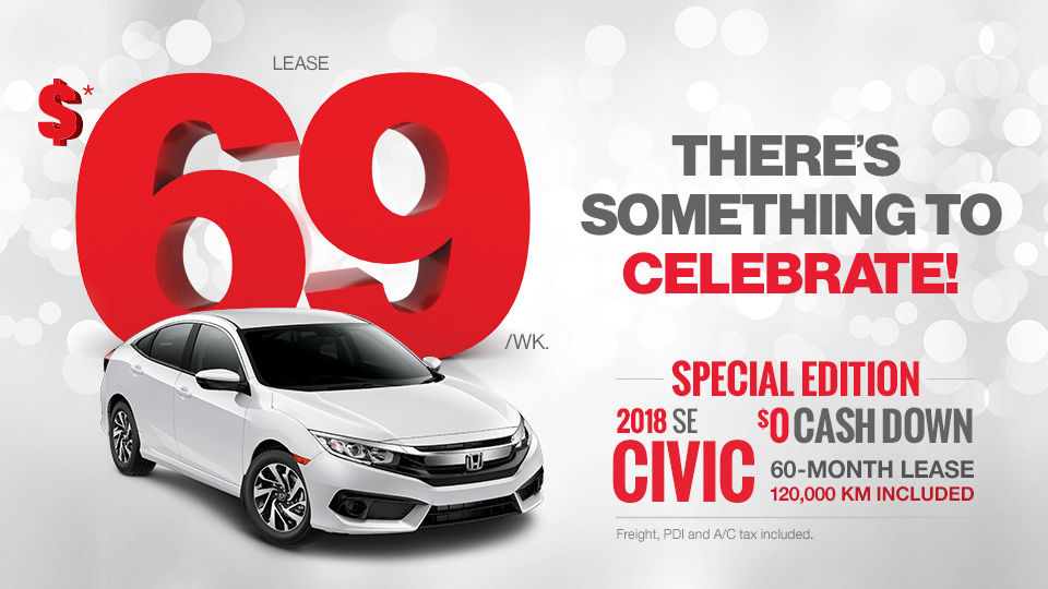 2018 Civic SE