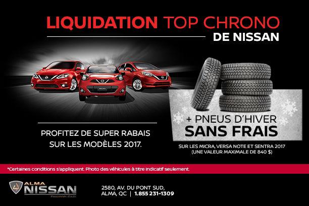 L'événement mensuel de Nissan!
