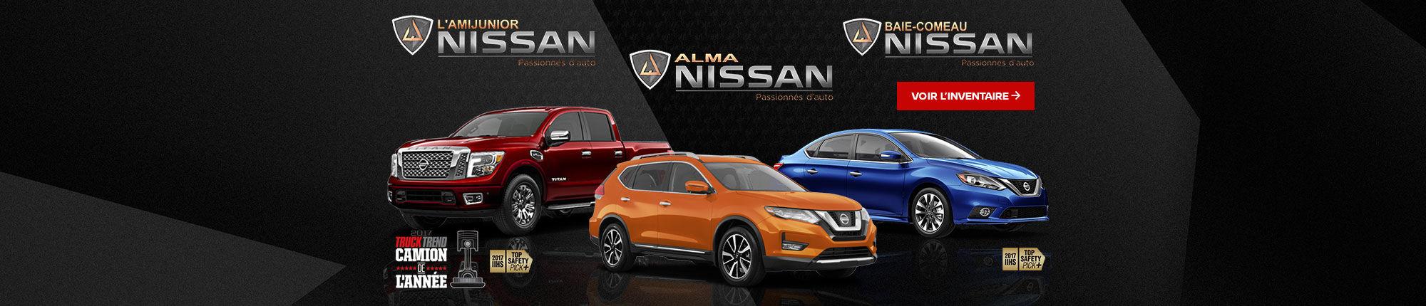 Prestige Nissan