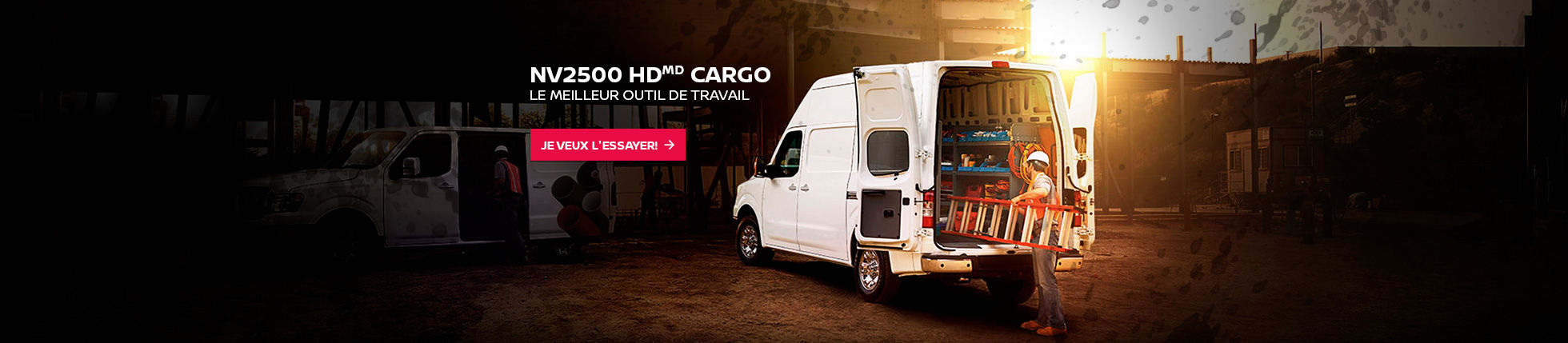 NV 2500 Cargo