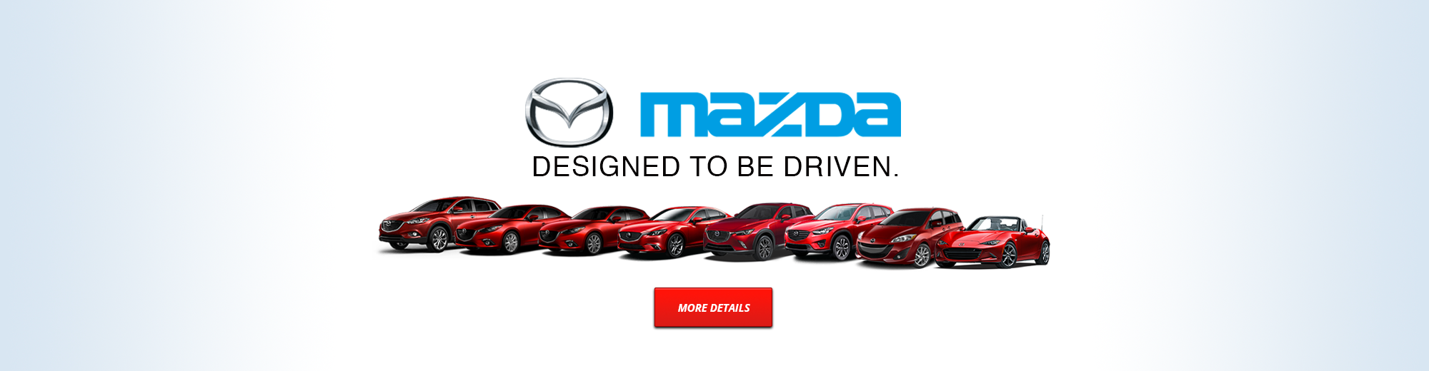 Mazda   Designed to be driven