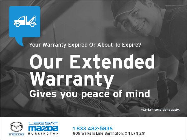 get our extended warranty leggat mazda promotion 43219. Black Bedroom Furniture Sets. Home Design Ideas