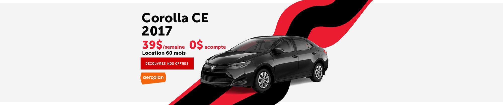 Toyota Event Corolla